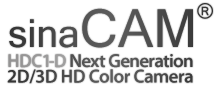 sinaCAM - next generation 2D/3D HD color camera